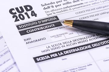 Redditi 2014
