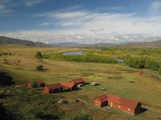 Mongolia - Selenger iver walley