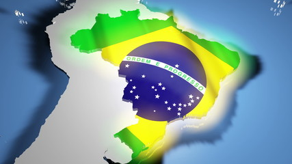 Brazil Earth Zoom