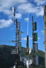 Antennas Radio Signals
