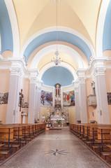 Interni di una chiesa