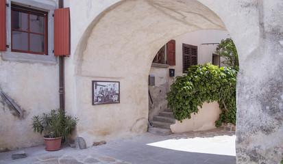 Entrata a San Martino