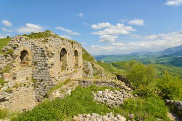 Château de Roquefixade, Ariège, France