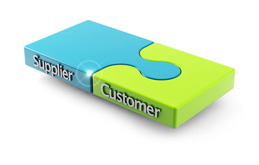 supplier and customer