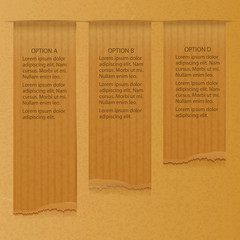 brownpaper infographic background