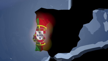 Portuga lEarth Zoom In