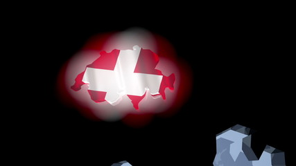 Switzerland Earth Zoom