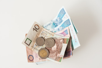 Zloty - Geld in Polen