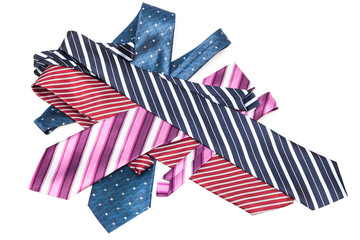 fashionable neckties