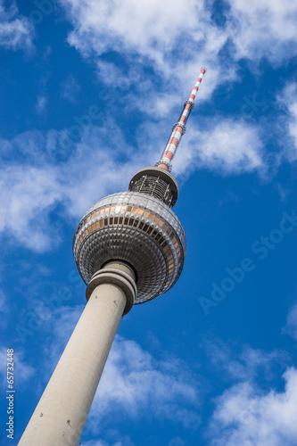 Fototapeta Berliner Fernsehturm