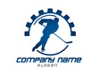 Hockey logotype