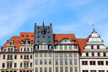 Der Markt in Leipzig