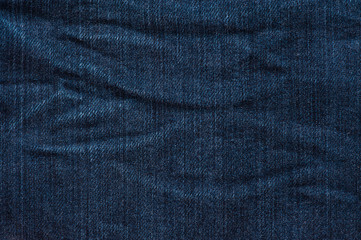 Jeans Texture - creased