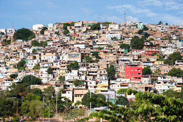 Morro do Papagaio at Belo Horizonte, Minas Gerais, Brazil