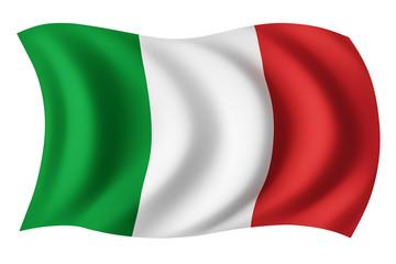 Italy flag - Italian flag