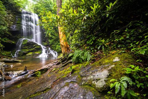 Upper Catabwa Falls 2