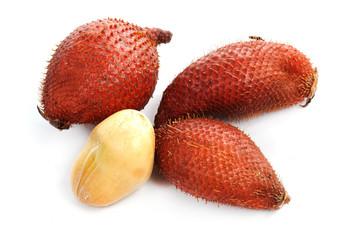 Salacca or zalacca tropical fruit
