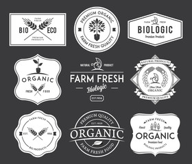Bio Badges Crests