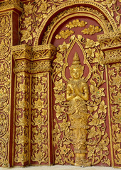 art thai temple