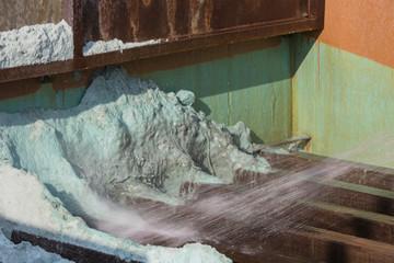 Eisen(II)-sulfat - Kläranlage