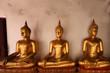 three Buddha