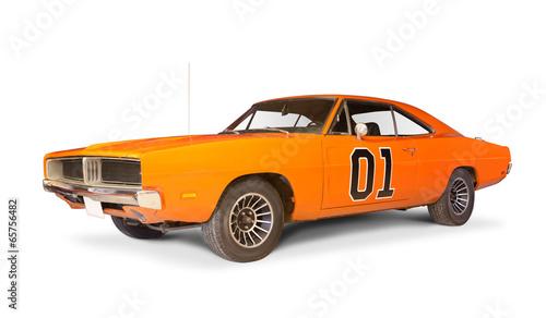 Foto op Plexiglas Vintage cars Dodge Charger 1969