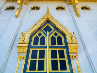 Gold Window