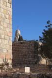The walls and tower David