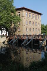 Die Pernickelmühle in Osnabrück