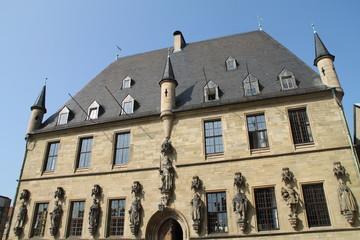Giebel des Osnabrücker Rathauses