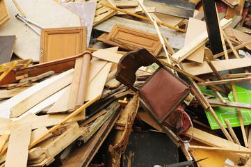 Recyclage bois
