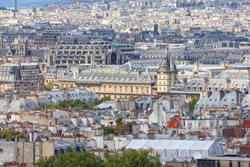 Paris, France - cityscape