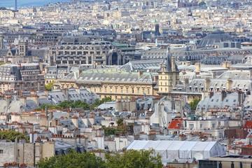 Paris, France - cityscape