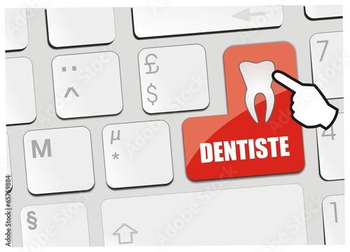 clavier dentiste