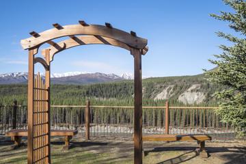 Resort with a View Near Denali National Park in Alaska