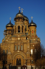 St.Nicholas Orthodox Sea Cathedral