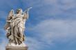 Angel statue, Castel Sant'Angelo, Rome, Italy