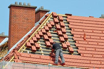 dachdecker - neues dach