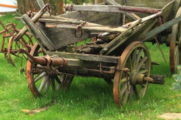 old wagon rides