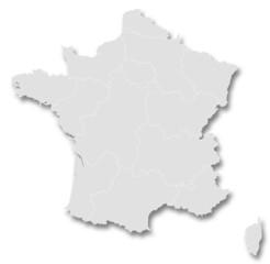 Nouvelle région française