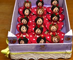 Muñecas de gitanas