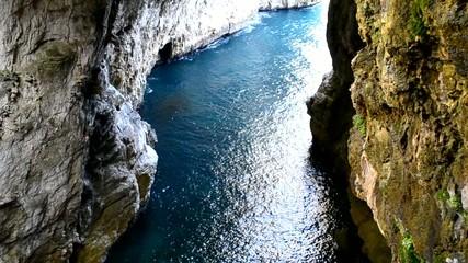 La Grotta del Turco - Montagna Spaccata - Gaeta (LT)