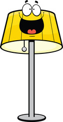 Happy Cartoon Lamp