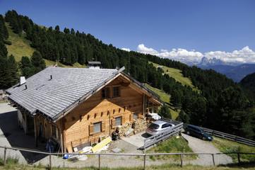 Villanderer Alm, Südtirol, Italien