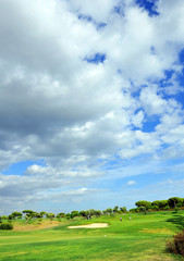 Golf Course, golf tourism, Spain