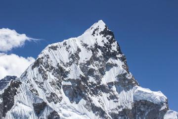 Вершина в Гималаях
