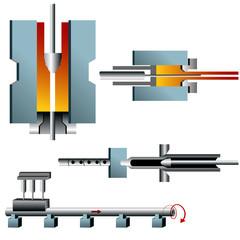 3d Steel Pipe Making