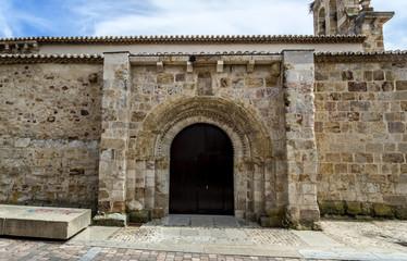 Iglesia románico Zamora
