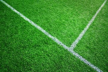 Soccer grass field background