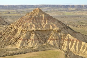 Mount in Bardenas